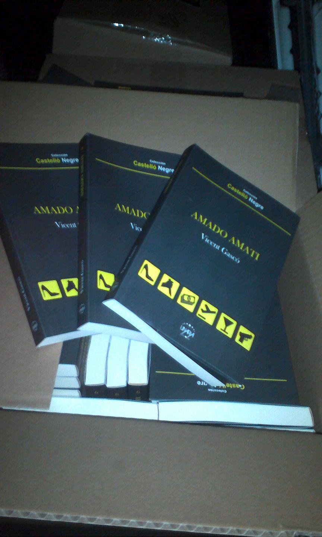 AMADO AMATI, de Vicent Gascó